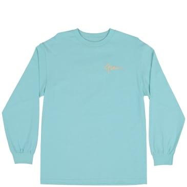 Quasi Century Long Sleeve T-Shirt - Celadon