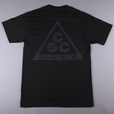 CSC 'All Conditions Gang' T-Shirt (Black)