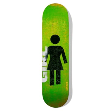 Girl Malto Roller OG Series Deck- 8.0