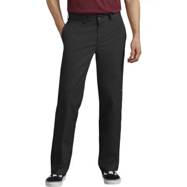 DICKIES '67 896 Double Knee Twill Pant Black