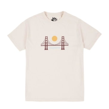 Magenta Skateboards- SF Tee Natural