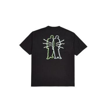 Polar Skate Co Electric Man T-Shirt - Black
