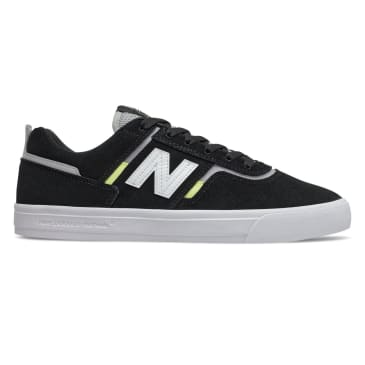 New Balance Numeric 306 Skateboard Shoe - Black/Lemon