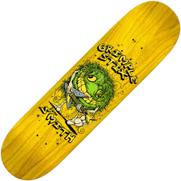 """Grimple Stix Evan Smith Family Band deck (8.5"""", green)"""