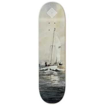 The National Skateboard Co Resail Medium Concave Deck - 8.375""