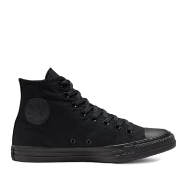 Converse Chuck Taylor All-Star Hi Shoes - Black / Black