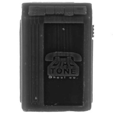 Dial Tone - Pager Wax - Assorted Colours