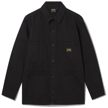 Stan Ray Barn Coat - Washed Black Duck