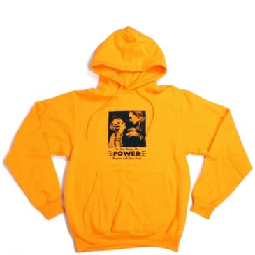 Theories of Atlantis Hypnotize Hoodie - Gold