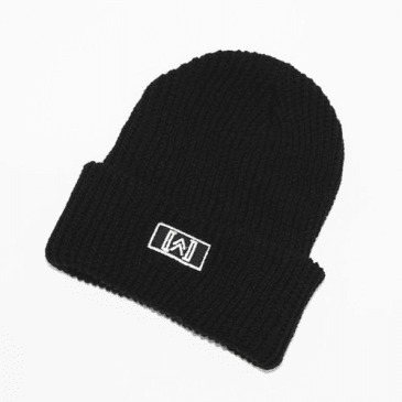 The Northern Co. Beanie Black