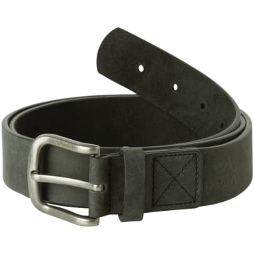 RVCA Truce Leather Belt