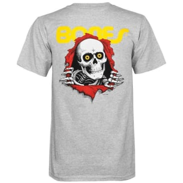 Powell Peralta Ripper T-Shirt - Athletic Heather