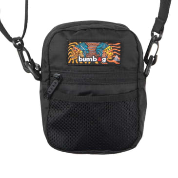 The BumBag Co - Chief Compact Shoulder Bag - Black