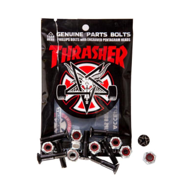 """Independent Thrasher Philips Head Bolts 7/8"""""""