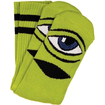 Toy Machine - Toy Machine Eye III Sock Green