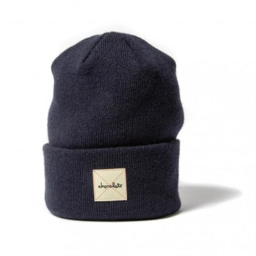 Chocolate Work Beanie (Navy)