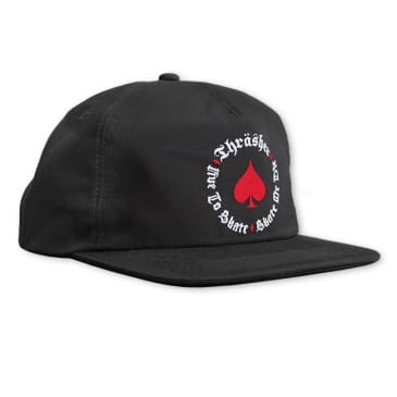 Thrasher Magazine- Oath Hat Black