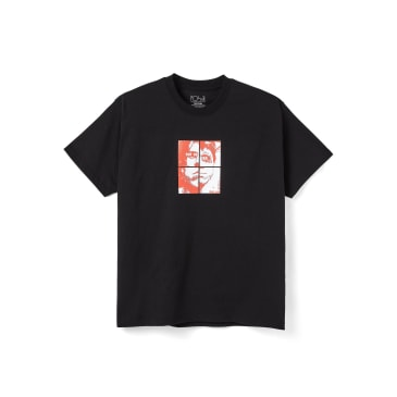 Polar Skate Co Out Of Service T-Shirt - Black