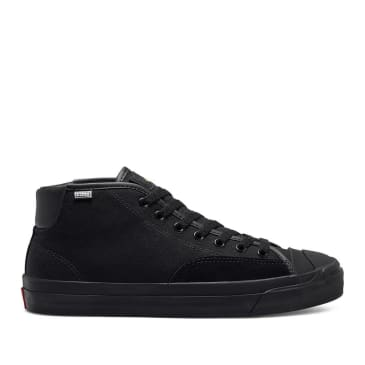 Converse CONS JP Pro Mid Shoes - Black / Enamel Red / Black