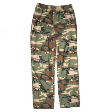 Brixton Steady Elastic WB Pants - Woodland Camo