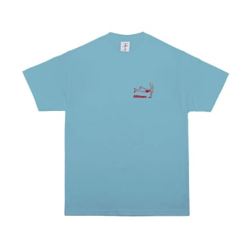 Alltimers Shark Dick T-Shirt - Pacific Blue