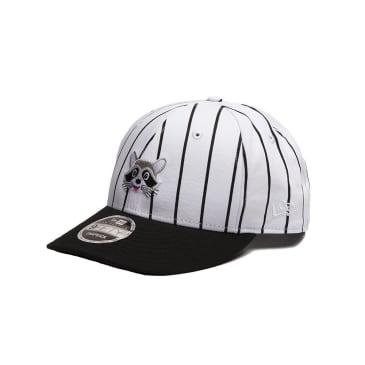 Alltimers Vancity New Era Hat - White / Black