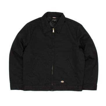 Dickies Lined Eisenhower Jacket - Black