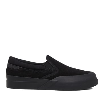 DC Infinite Slip-On Shoes (Kids) - Black / Black