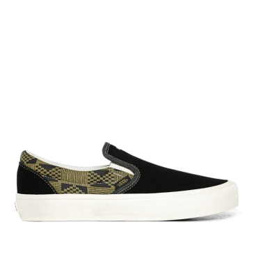 Vans Michael February Classic Slip-On SF Shoes - Black / Oliver