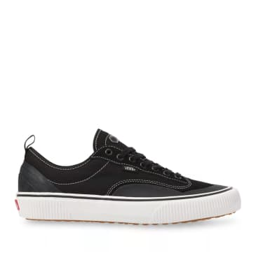 Vans Destruct SF Canvas Shoes - Black / Marshmallow / White