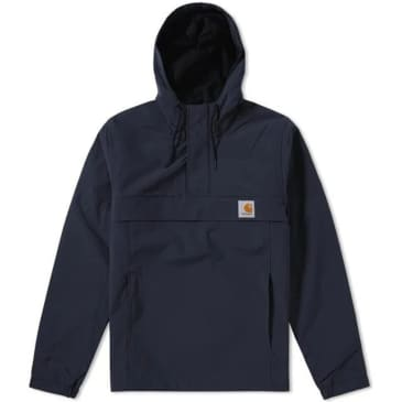 Carhartt WIP - Nimbus (Winter) Pullover Jacket - Dark Navy