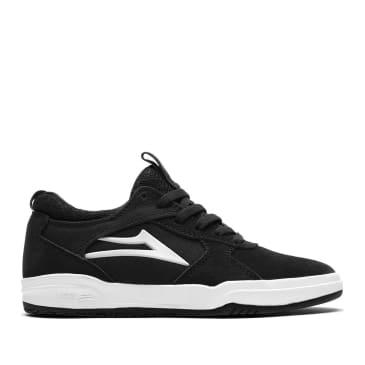 Lakai Proto Skate Shoes (Kids) - Black / White