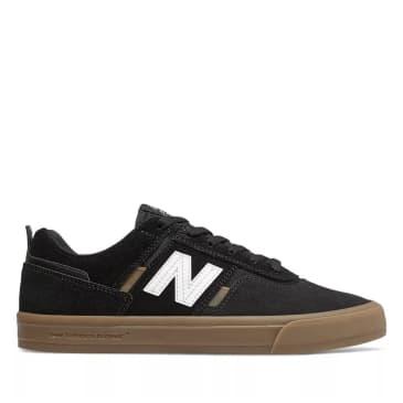 New Balance Numeric 306 Skate Shoe - Black / Gum