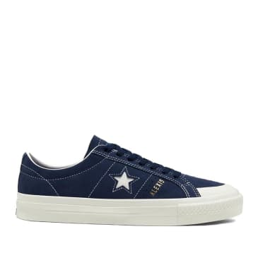 Converse CONS One Star Pro AS Low Top Shoes - Obsidian / Egret / Egret
