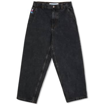 Polar Skate Co Big Boy Work Pants - Washed Black