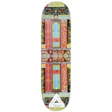 "Palace Heitor Pro S25 Skateboard Deck - 8.5"""
