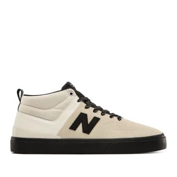 New Balance Numeric 379 Mid Shoes - White / Black