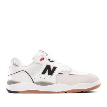 New Balance Numeric 1010 Shoes - White / Black
