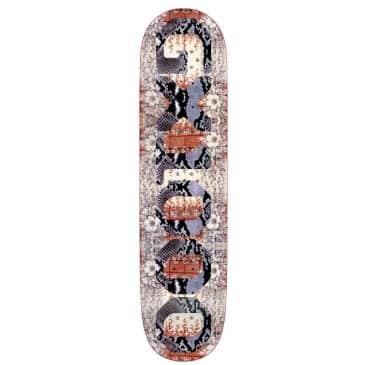 """GX1000 OG B&W Scales Skateboard Deck - 8.125"""""""