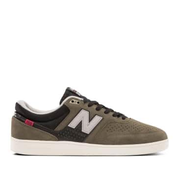 New Balance Numeric 508 Shoes - Olive / Black