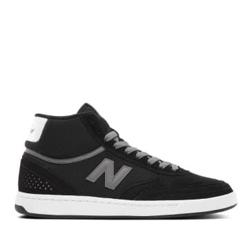 New Balance Numeric 440 High Shoes - Black / Grey