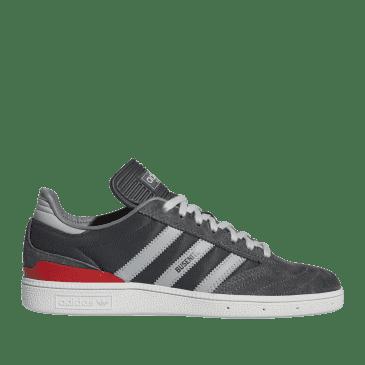 adidas Skateboarding Busenitz Shoes - Granite / Clear Onix /Dark Grey