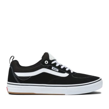 Vans Kyle Walker Pro Shoes - Black / White