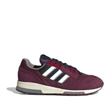 adidas ZX 420 Trainers - Maroon / Off White / Collegiate Navy