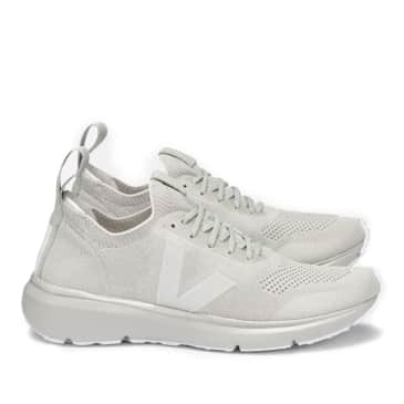 Veja x Rick Owens Runner Style 2 V-Knit Trainers - Oyster