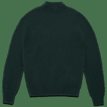 YMC Open University Knit - Green