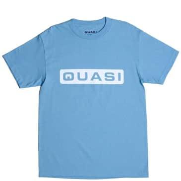 Quasi Pill T-Shirt - Carolina Blue