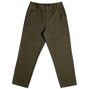 Quasi Utility Pant - Loden Green