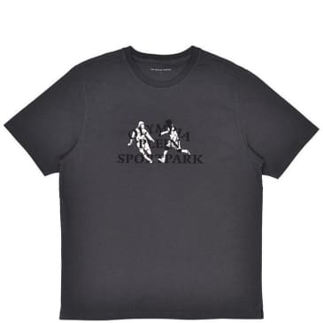 Pop Trading Company Olympia T-Shirt - Anthracite