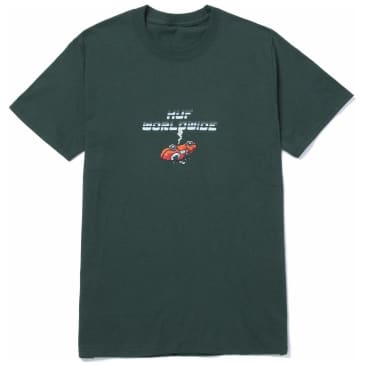 HUF Game Over T-Shirt - Green